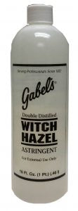 Gabe's Witch Hazel 16 oz