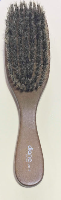 Diane 100 % Boar Medium Firm Wave Brush