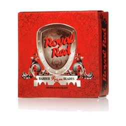 Royal Red Razor Blades