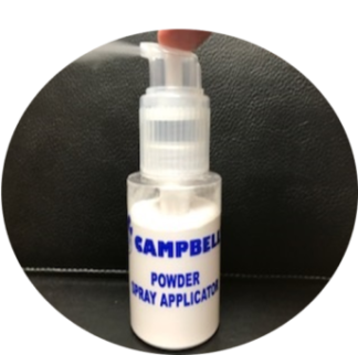 Campbell's Powder Spray Applicator