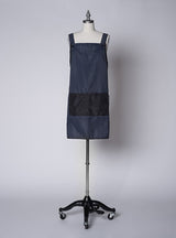 Hair Stylist Apron - Denim Look