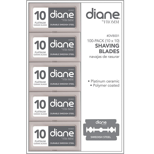 Diane Double Edge Shaving Blades