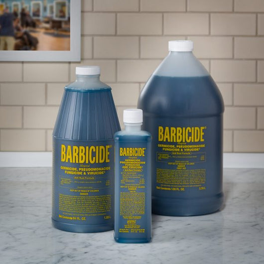 Barbicide Concentrate Disinfectant 1/2 Gallon