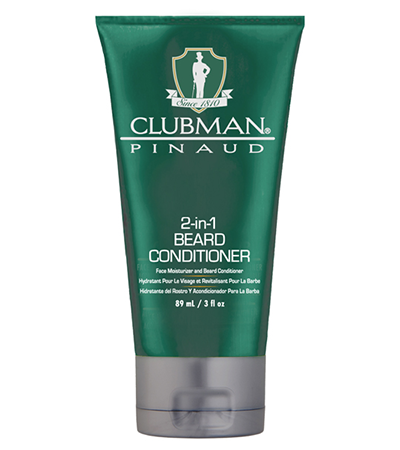 Clubman beard 2 in 1 cond 3 fl oz