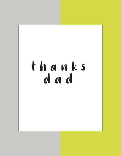 FATHER'S DAY CARDS - FREE PRINTABLES