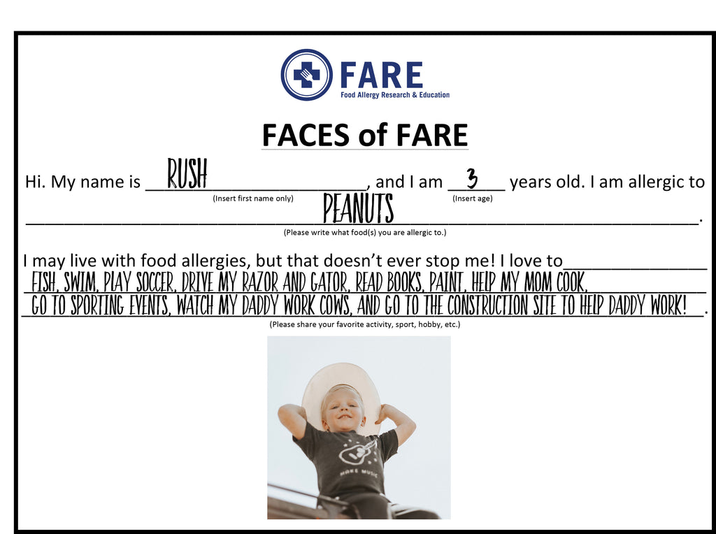 Faces of Fare