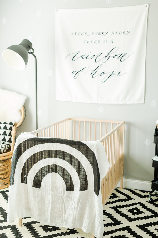 Modern Burlap featured on Style Me Pretty