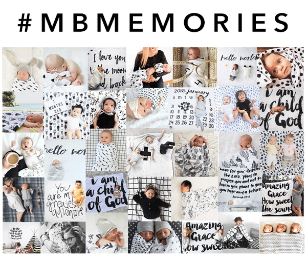 MAKING MEMORIES WITH MODERN BURLAP