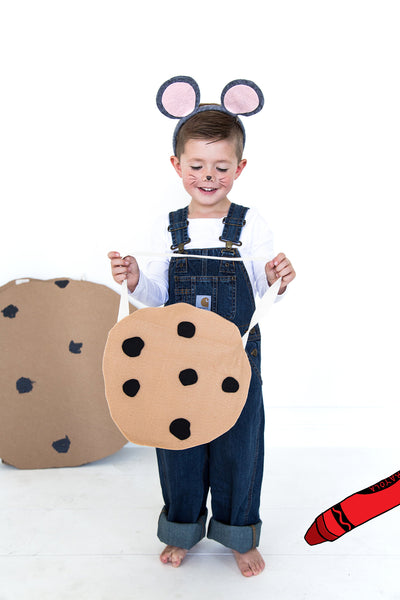 If you give a mouse a cookie Halloween costume