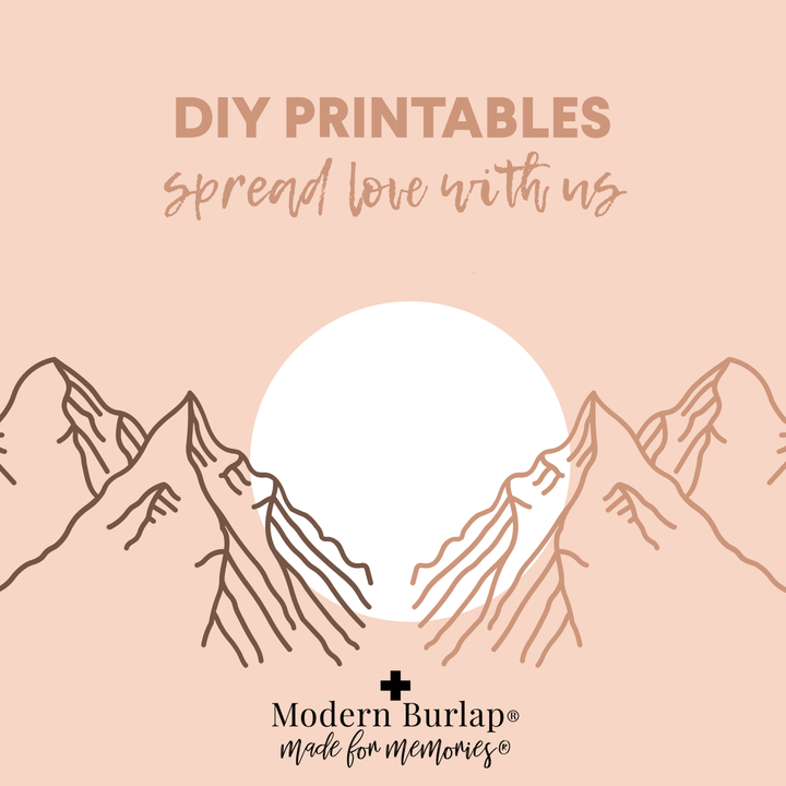 Free Printables for a limited time