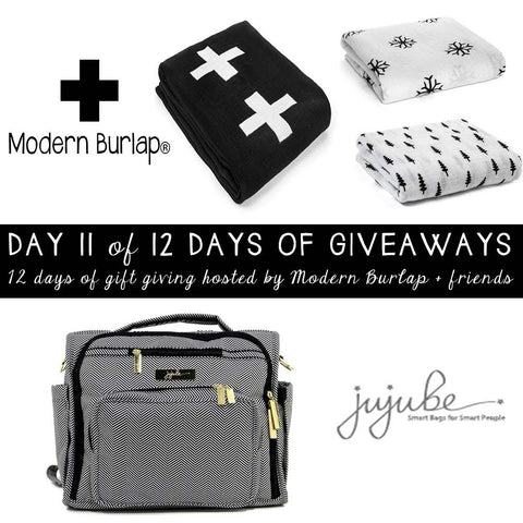 Modern Burlap 12 Days of Giveaways - Day 11