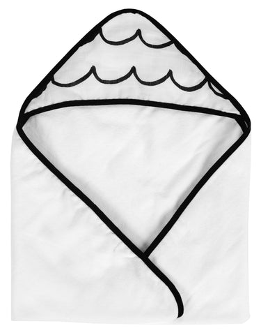 Smyrna Collection - Pebbles Plush Terry Hand Towel