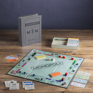 Load image into Gallery viewer, MONOPOLY VINTAGE BOOKSHELF EDITION