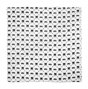 Load image into Gallery viewer, Organic Cotton Muslin Swaddle Blanket  - Hero struck©