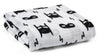 Organic Cotton Muslin Swaddle Blanket -  hero struck©