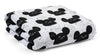 Organic Cotton Muslin Swaddle Blanket -  Modern Mouse