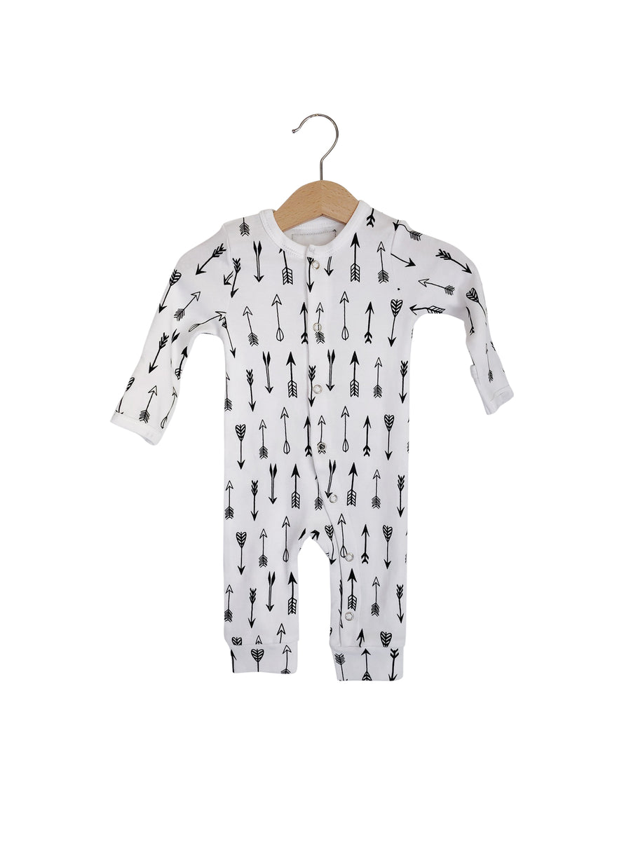 Organic Coverall -  SIGNATURE PRINTS