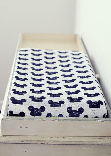 Changing Pad Cover ☆ Modern Mouse