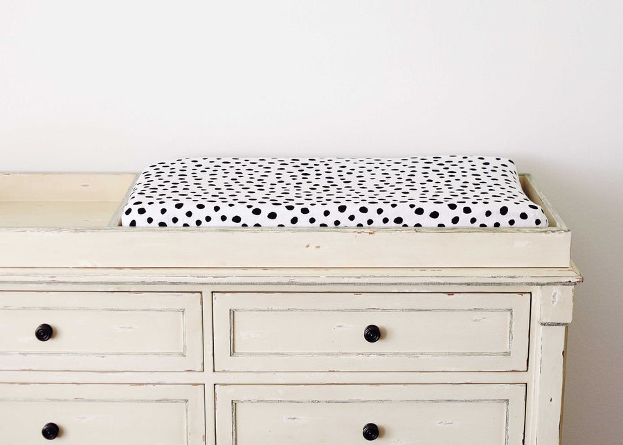Changing Pad Cover -  Spots ©
