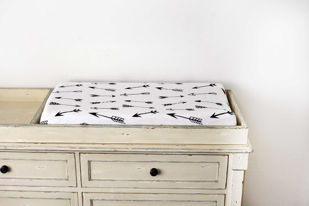 Changing Pad Cover -  Arrows © 1