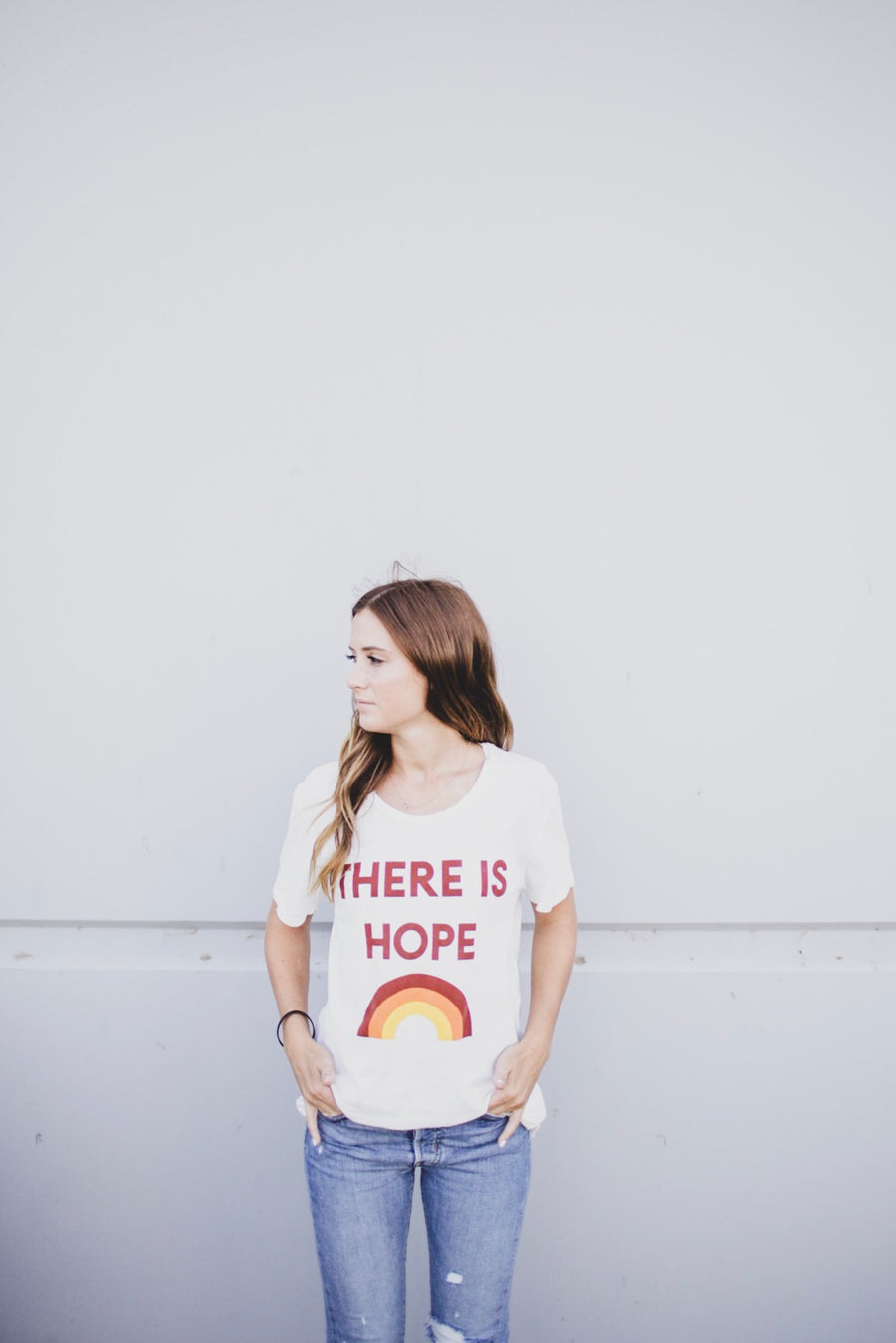 Women's There is Hope Crewneck Tee