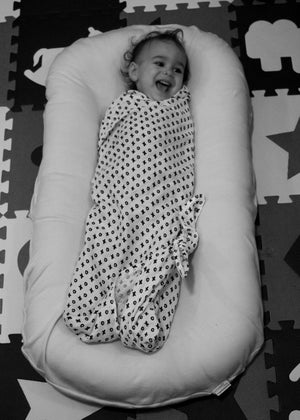 Load image into Gallery viewer, Organic Cotton Organic Cotton Muslin Swaddle Blanket -  XO