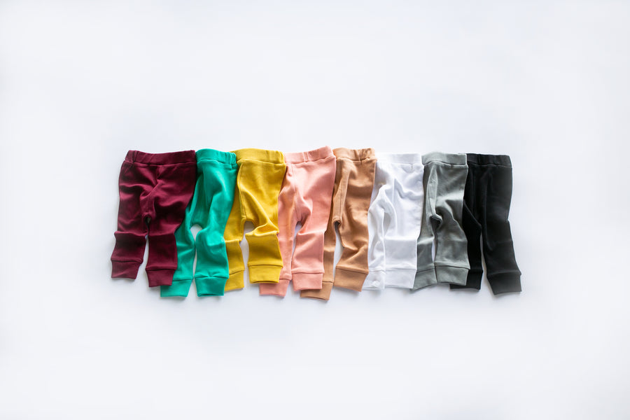 Basic Pant -  Colors