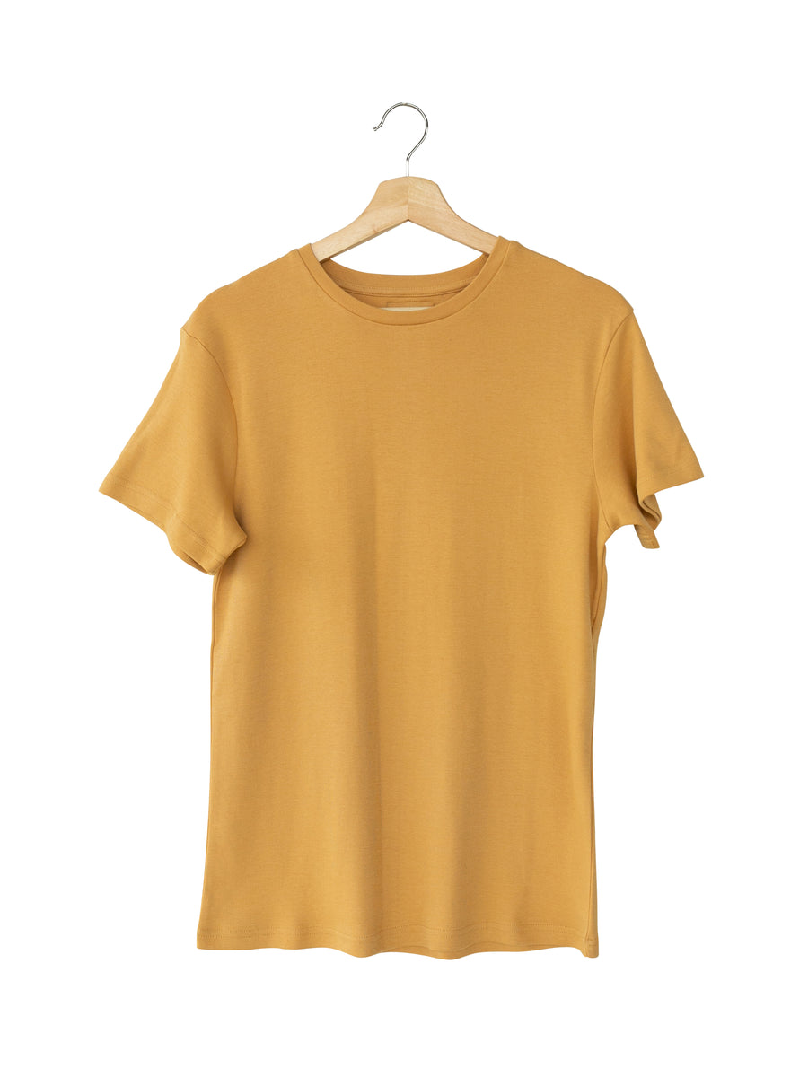 Women's Tunic Top in Organic Cotton -  HONEY