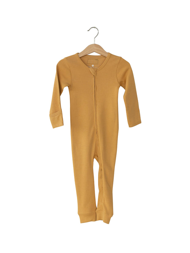Organic Zip Coverall - Colors 1