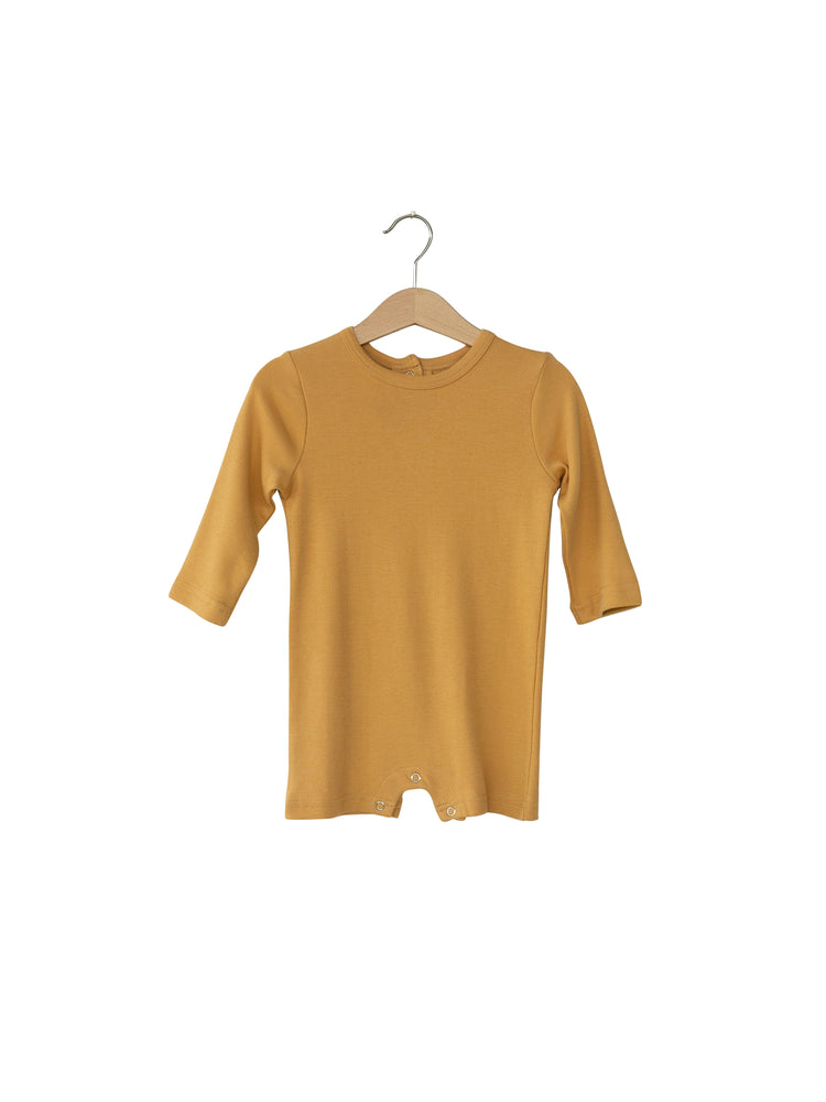 Load image into Gallery viewer, Organic Long Sleeve Romper -  Colors
