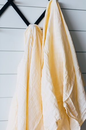 Load image into Gallery viewer, NEW Hand Dyed Organic Cotton Muslin Colored Swaddles