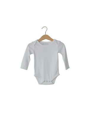 Load image into Gallery viewer, Organic Long Sleeve Bodysuit -  Colors