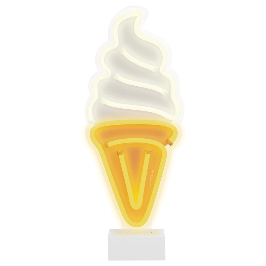 Sunnylife Soft Serve Neon LED Light