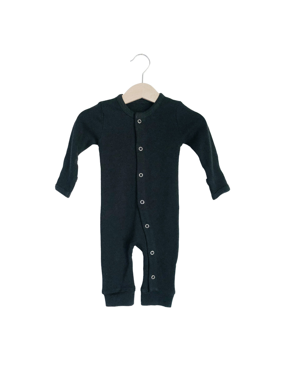 Organic Coverall -  SOLID COLORS