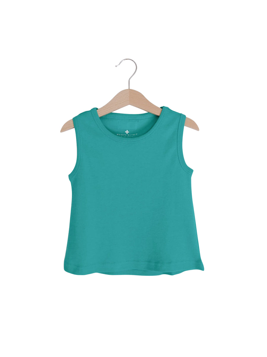 Organic Basic Tank -  Colors