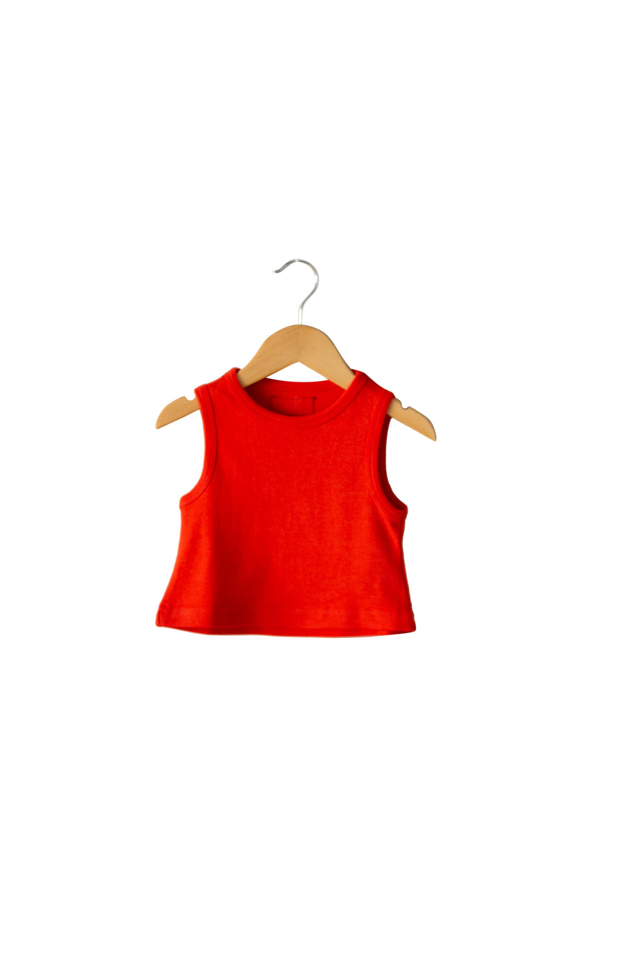 Organic Basic Tank -  SOLID COLORS