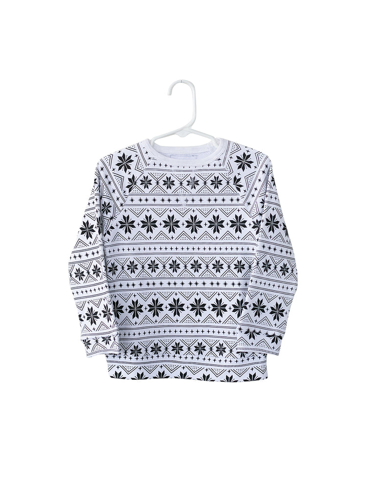 Load image into Gallery viewer, Organic Lightweight Crew Sweatshirt - Prints