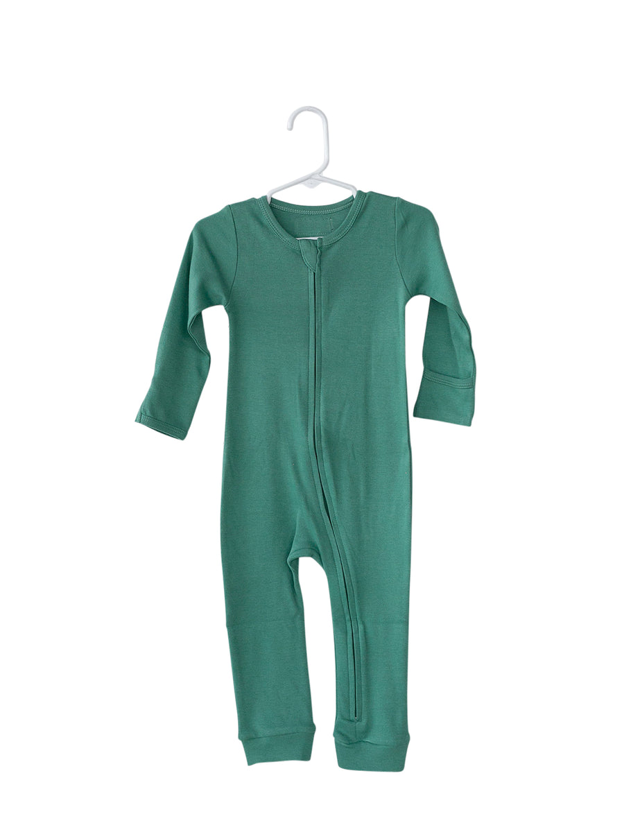 Organic Zip Coverall - Colors