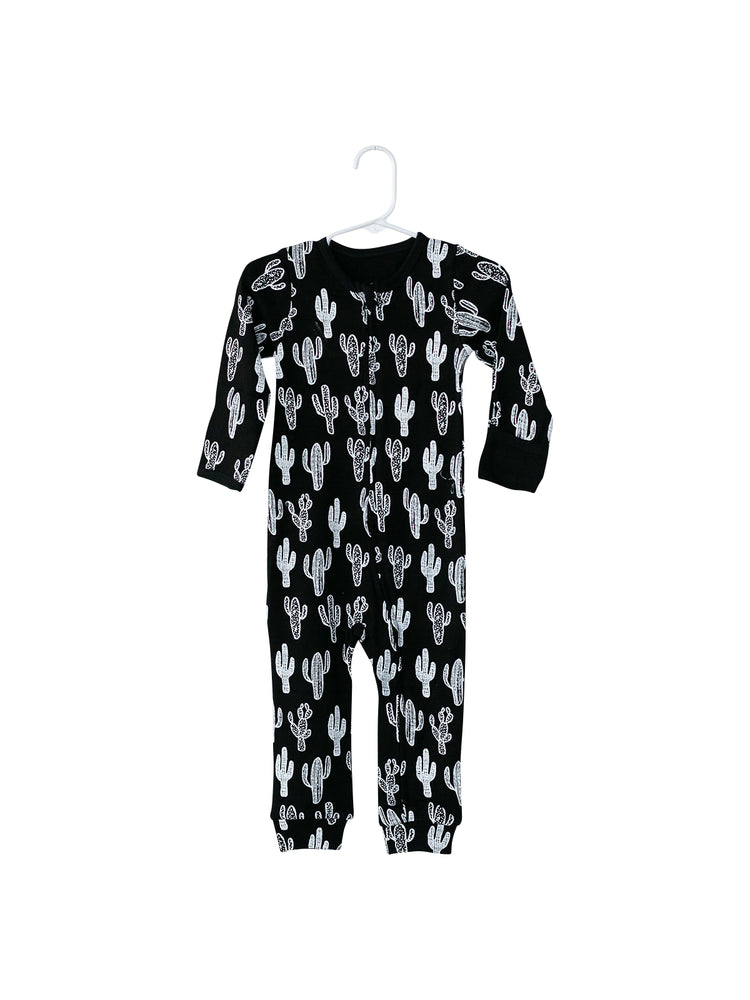 Load image into Gallery viewer, Organic Zip Coverall - Prints