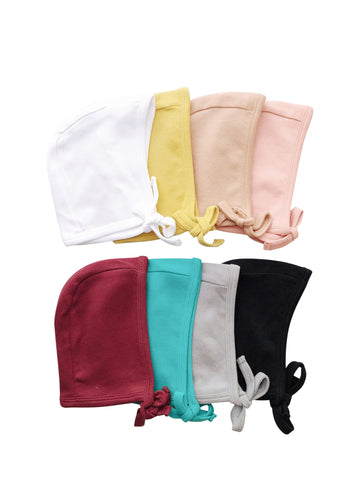 Organic Bonnet -  Colors
