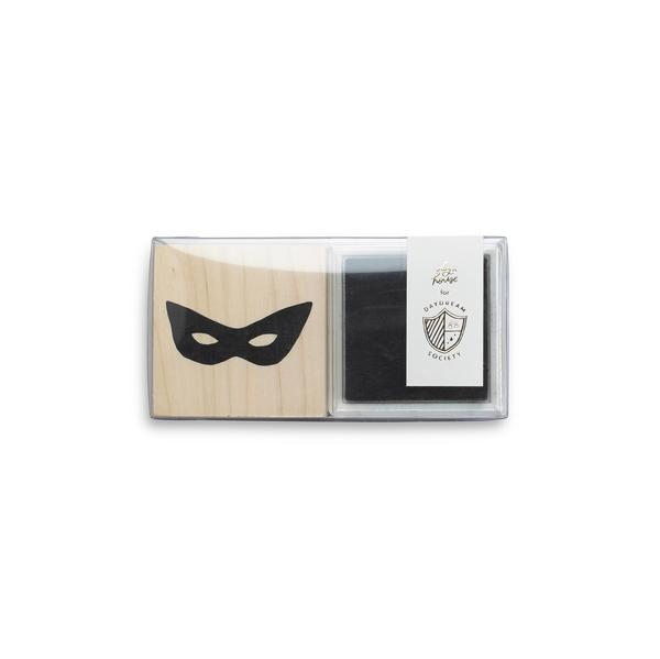 Daydream Society - Super Hero Rubber Stamp Set