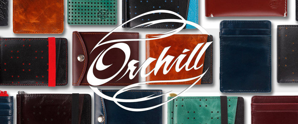 Orchill Wallets at Well Done Goods, Detroit