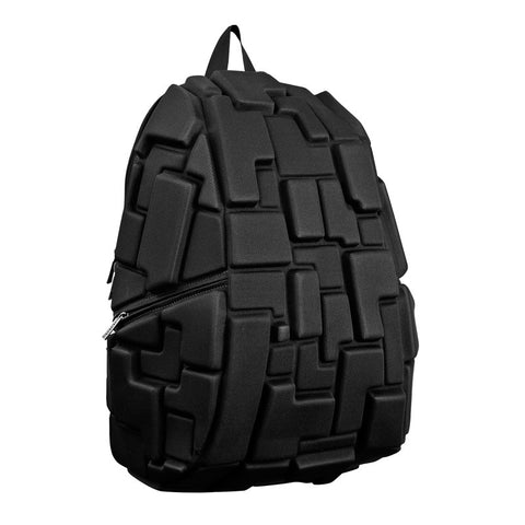 MadPax Backpack: BLOK Blackout Large Full Size Pack. Well Done Goods
