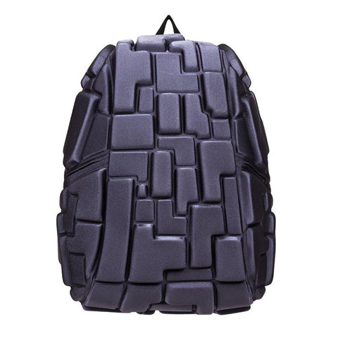 "MadPax Outer Limits Backpack: BLOK ""Heavy Metal"" Large Full Size Pack"