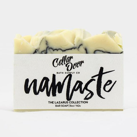 Cellar Door Bar Soap: Namaste