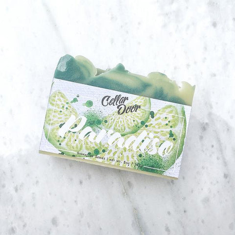 Cellar Door Bar Soap: Paradiso