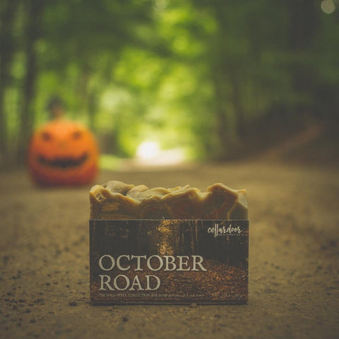 Cellar Door Bar Soap: October Road, Well Done Goods