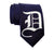 Old English D Printed Necktie. Detroit D Tie