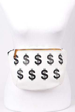 Dollar Sign Fanny Pack