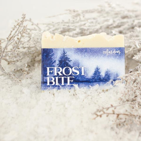 Cellar Door Bar Soap: Frost Bite